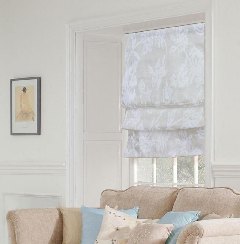 Ассортимент тканей для штор в магазине Леруа Мерлен (11 фото)