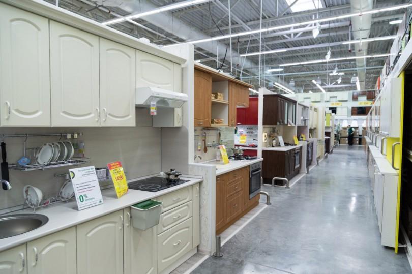 Отзывы о кухнях Леруа Мерлен: 47 реальных фото в квартирах и салонах