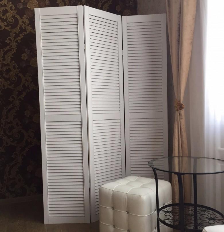 Ширмы для комнаты в каталоге Леруа Мерлен (обзор основных разновидностей с фото)